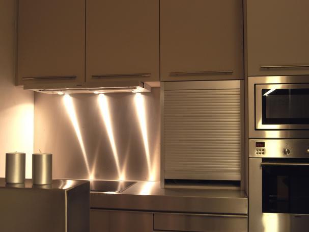 Inox Keuken Plaat : Rugwanden Inox+
